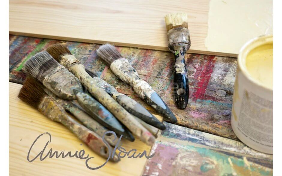 Basic Techniques with Annie Sloan Chalk Paint™ 15th September 2018