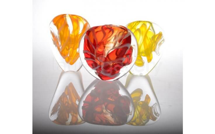 Blown Glass vases - Prices noted in Description