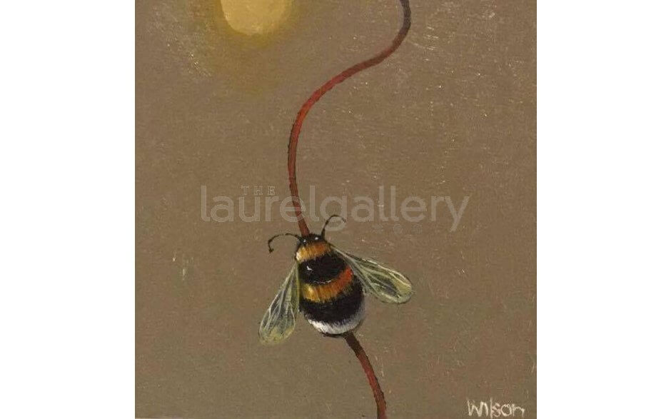 A Wee Not So Busy Bee